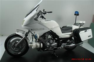 1/6 Plastic Motorcycle Collection
