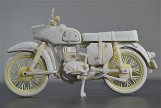 1/24 Plastic Motorcycle Collection