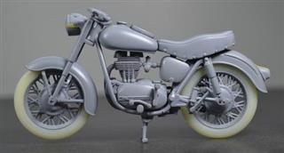 1/24 Resin Motorbike Model Collection