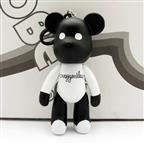 Soft Vinyl Gloomy Cartoon Character Figure