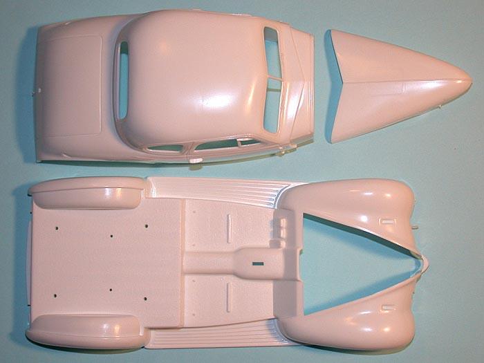 Custom 1 24 Plastic Car Models Hobby Kits Makers