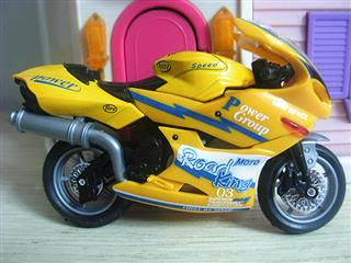OEM custom made plastic scale model motorcycles 1 24 producer