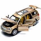 OEM Mercedes Benz GL500 3D 1/32 scale die cast car toys model
