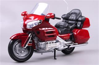 custom 1/6 scale Honda Gold Wing die cast motorcycle model toy