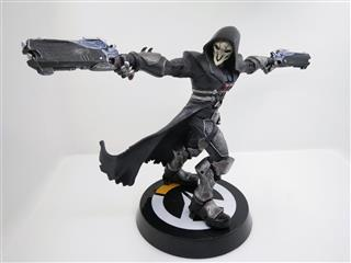 OEM custom made game character PVC overwatch action figure toy